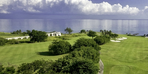 Cinnamon Hill Golf Club at Rose Hall Jamaica golf packages