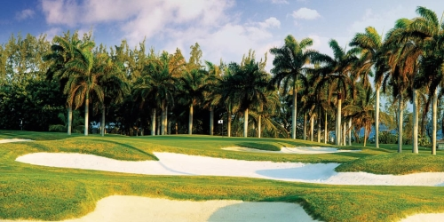 Half Moon Golf Resort Jamaica golf packages
